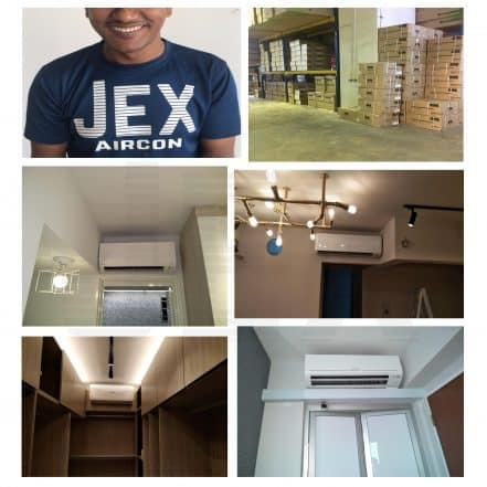 Jex Aircon Installation Singapore
