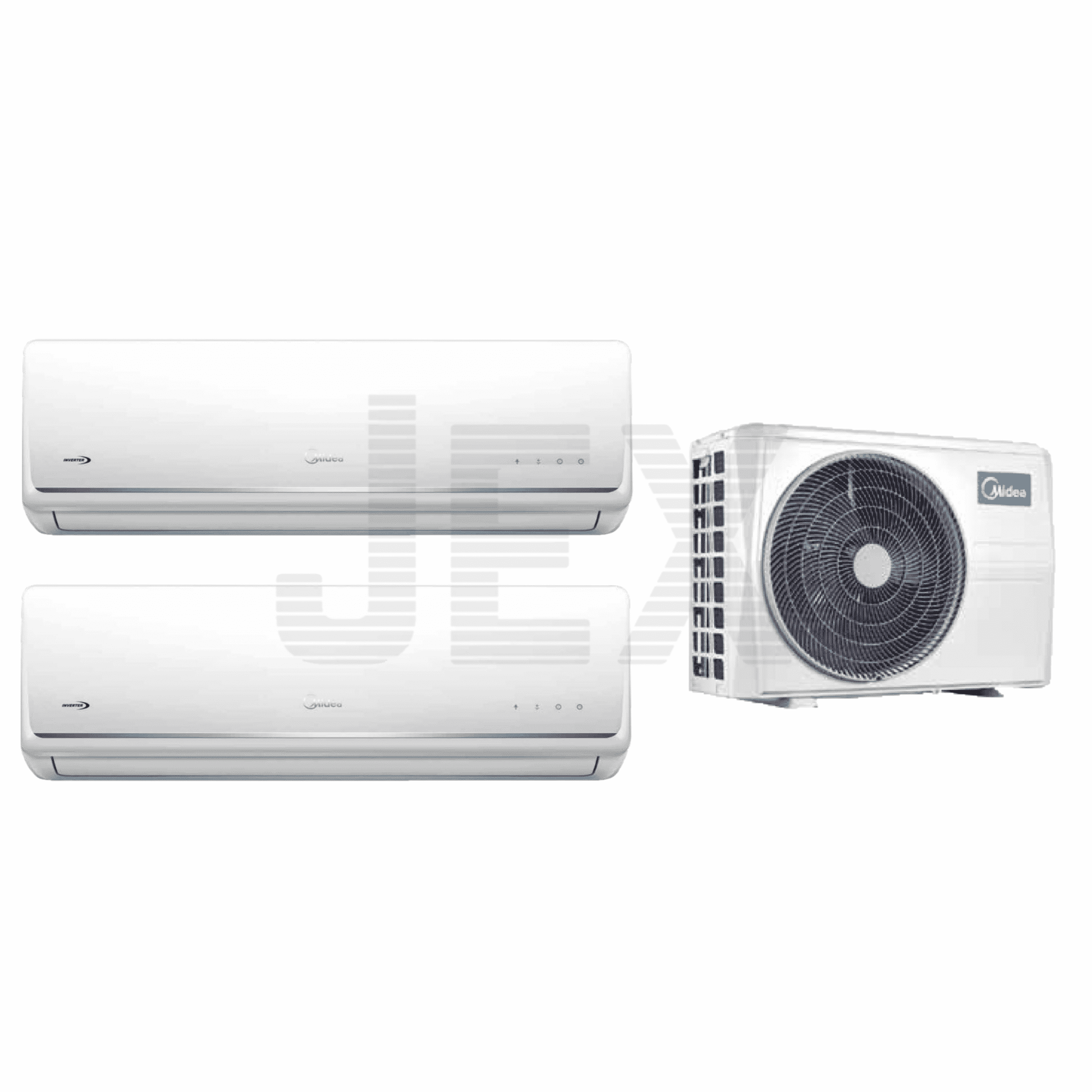 Midea OS series System 2 (5 Ticks)