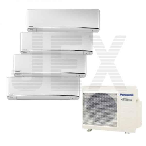 Panasonic aero series system 4
