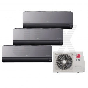 LG Artcool Plus System 3 (4 Ticks)
