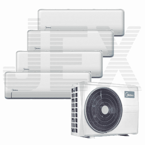 Midea All Easy Pro System 4